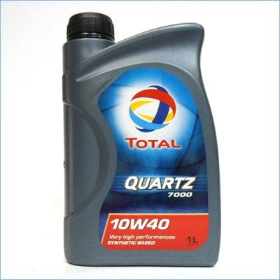 Total Quartz 7000 Energy 10W40 .