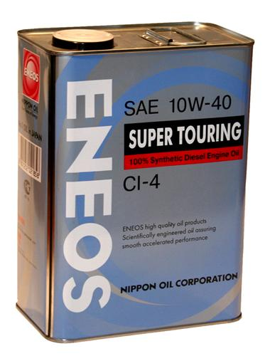 Eneos SUPER TOURING CI-4 .
